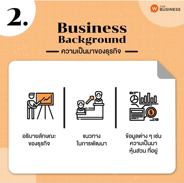 ( Business Background )